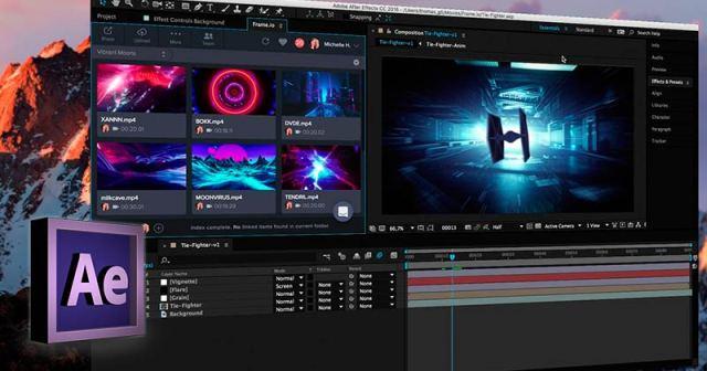 Las mejores plantillas de Adobe After Effects