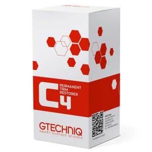 Gtechniq C4 Permanent trim restorer – Trim Coating – 15ml