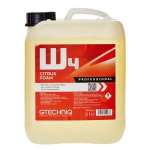 Gtechniq W4 Citrus Foam – Forvask
