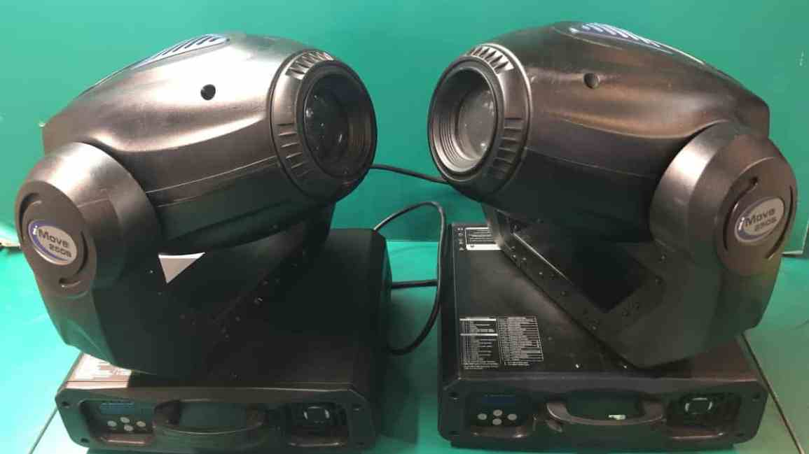 Pair of ISolution iMove 250S