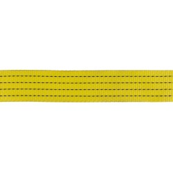 WB5060YW4 - 50mm 6000kgs Yellow Polyester Webbing