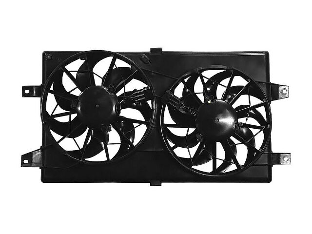 Radiator Fan Assembly For 2001-2006 Dodge Stratus 2005
