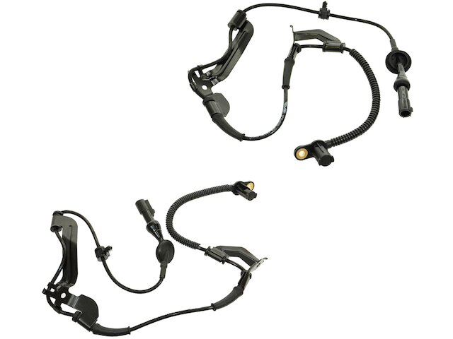 Front ABS Wheel Speed Sensor Wiring Harness Set For 2001