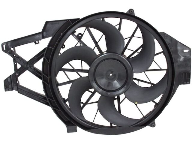 Radiator Fan Assembly For 1999-2004 Ford Mustang 2003 2002