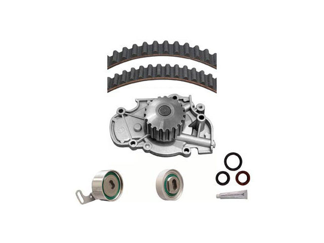 Timing Belt Kit For 1992-1996 Honda Prelude S 2.2L 4 Cyl
