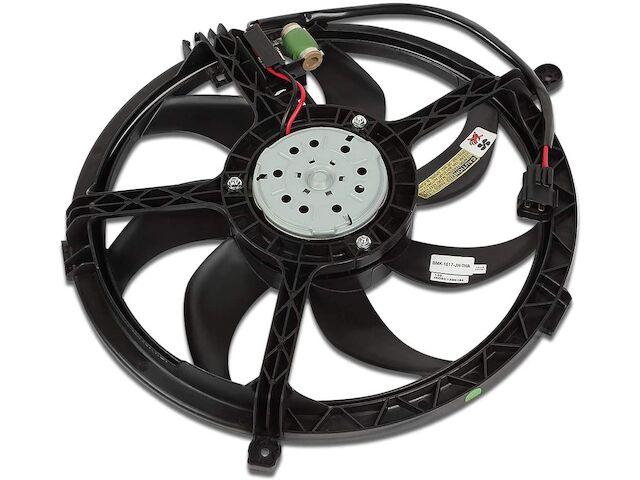 Radiator Fan Assembly For 2007-2014 Mini Cooper 2012 2010