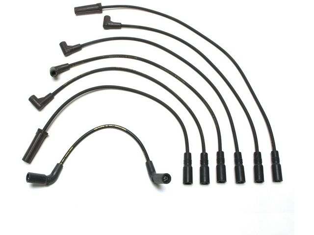 Spark Plug Wire Set For 1998-2004 Chevy S10 4.3L V6 2000
