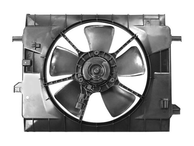 Radiator Fan Assembly For 2006-2011 Chevy HHR 2007 2008