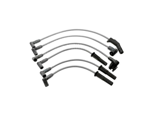 Spark Plug Wire Set For 1988-1994 Ford Tempo 2.3L 4 Cyl