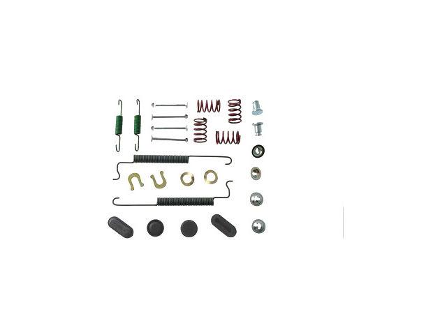 Rear Drum Brake Hardware Kit For 2011-2015 Chevy Cruze