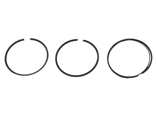 Piston Ring Set For 1986-1992 Mercedes 300E Base 1987 1989