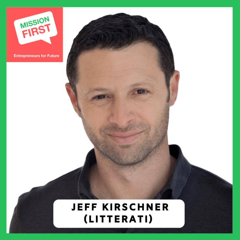 Jeff Kirschner Litterati