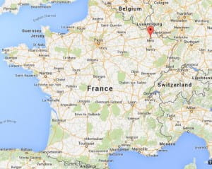 Where-is-Metz-on-map-of-France