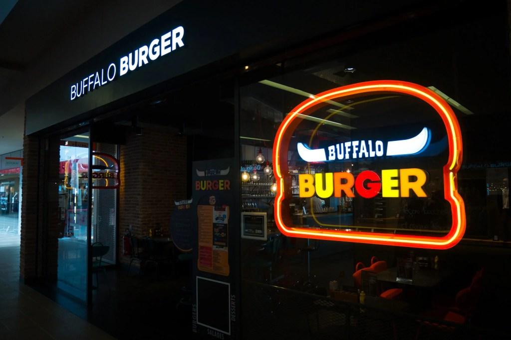 Buffalo Burger Rivetoile Strasbourg