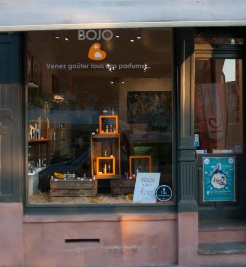 Bojo magasin de cigarette électronique à Strasbourg