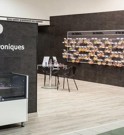 S&P magasin de cigarette électronique à Strasbourg