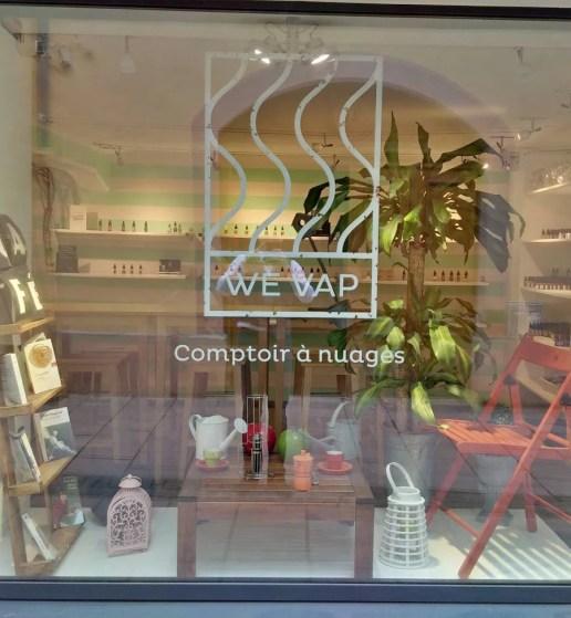 We Vap' magasin de cigarette électronique à Strasbourg