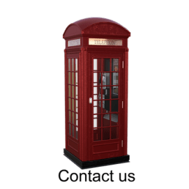 Please feel free to call us to discuss your requirements.