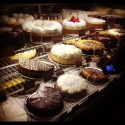 Mostrador Cheesecake Factory