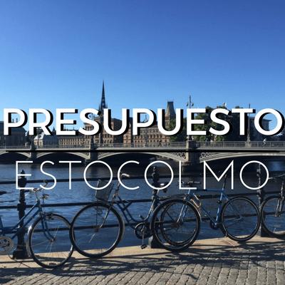 Presupuesto Estocolmo