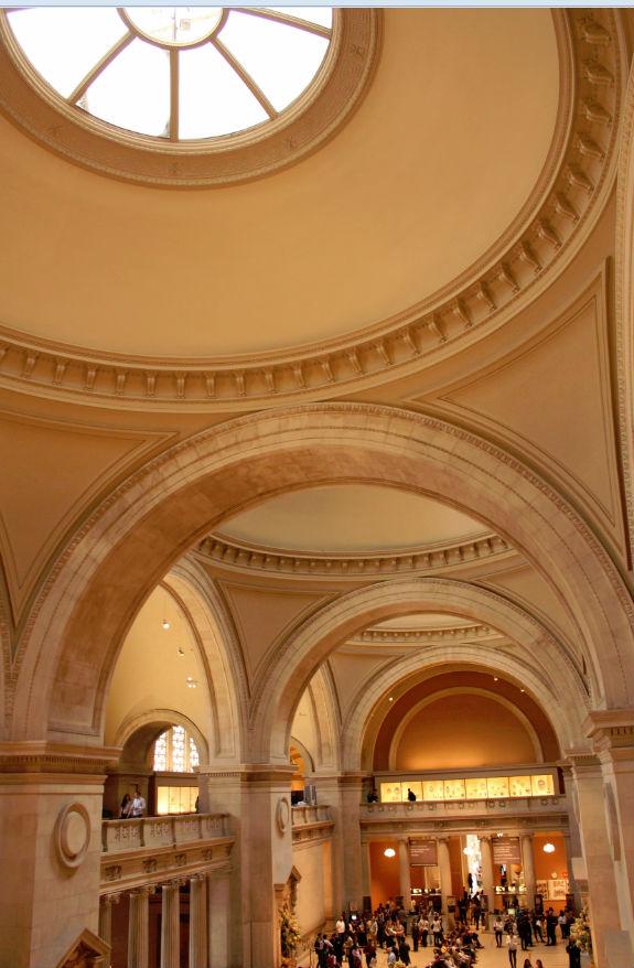 博物馆穹顶