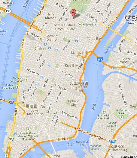map-hotel