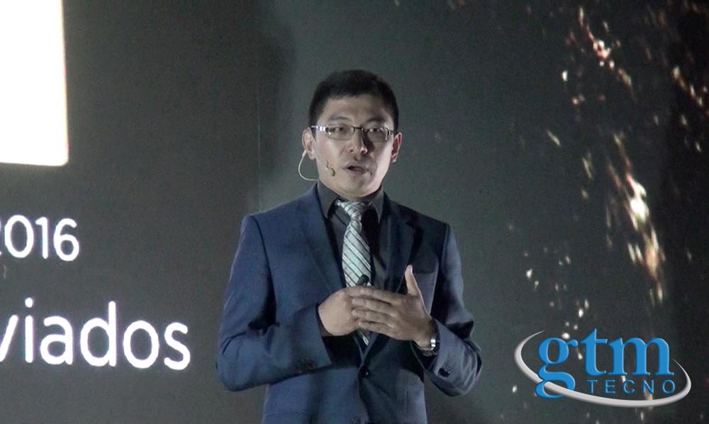 Huawei presentó el Mate 8 en Guatemala