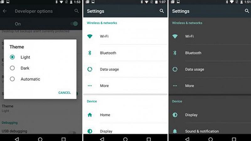 9 características del nuevo Android N