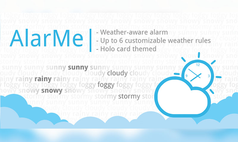 AlarMe para Android