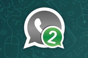Obtén dos cuentas de WhatsApp