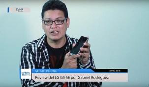 """Review del smartphone gama alta de LG, """"G5 SE"""""""