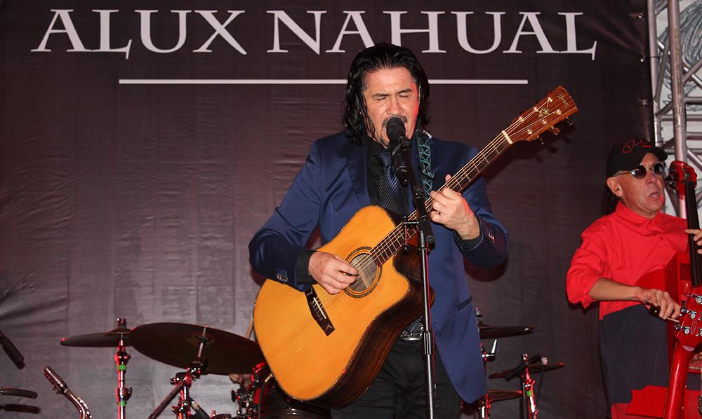 LG brilló con la potencia de Alux Nahual
