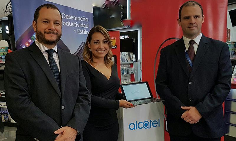 Nueva Alcatel Plus 2 en 1