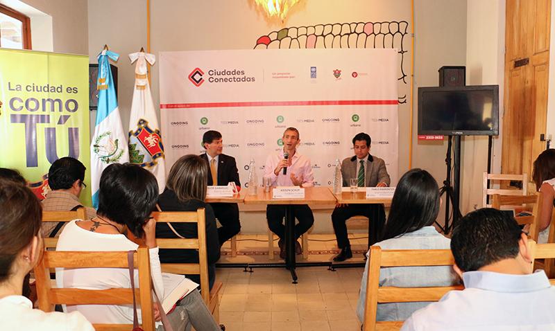 Ciudades Conectadas promueve la cultura ciudadana en Guatemala