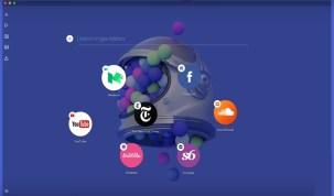 El nuevo navegador de Opera se llama Neon
