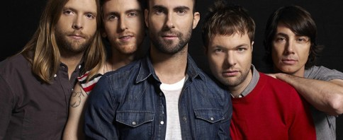 Maroon 5 en Guatemala