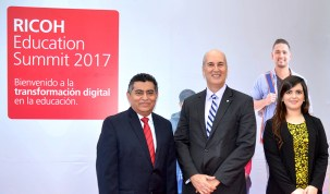 Ricoh Guatemala presenta Education Summit 2017