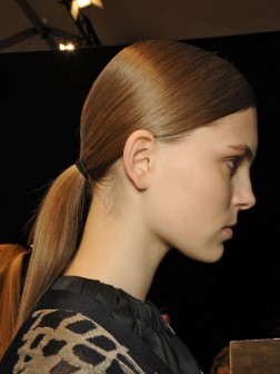 Hairstyles For Long Thin Hair Ponytail Latest Hair