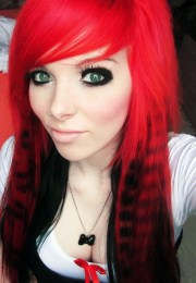 crazy emo hair cuts ideas girls