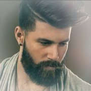 crazy and sexy beard styles