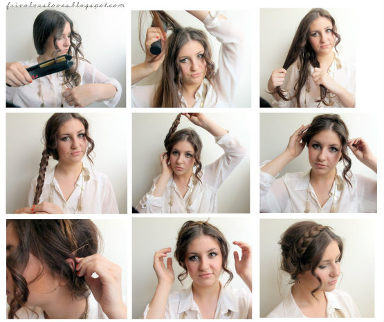 30 Old Hollywood Updo Hairstyles Tutorial Hairstyles Ideas Walk