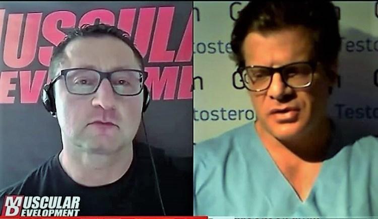 """Ask Dr.Testosterone"" Episode 2, 18/03/2019"