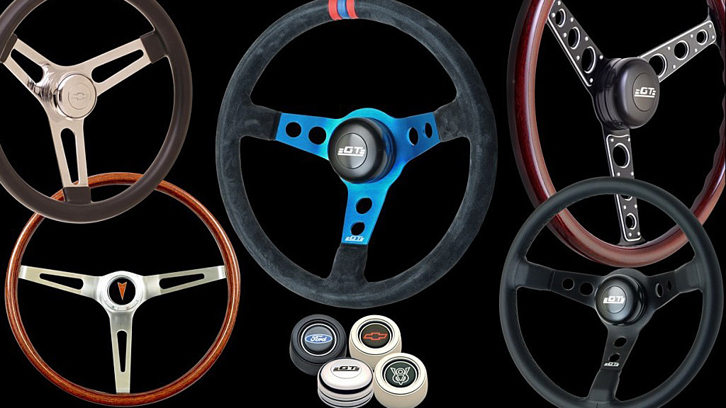 GT Pro-Touring and Competition Products Slide - GT Performance