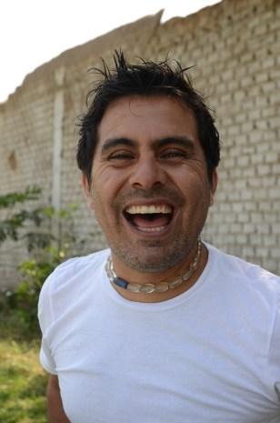 Paul from Semillas NGO