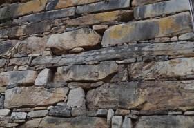 Wall of the Chavin civilization 1200BC