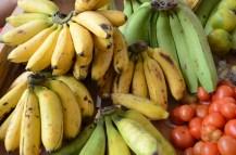 Varieties of bananas