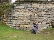 Wall at Kuélap