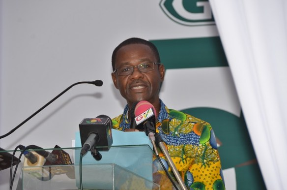 Mr. Kofi Boateng. Managing Director Vlisco Ghana Group