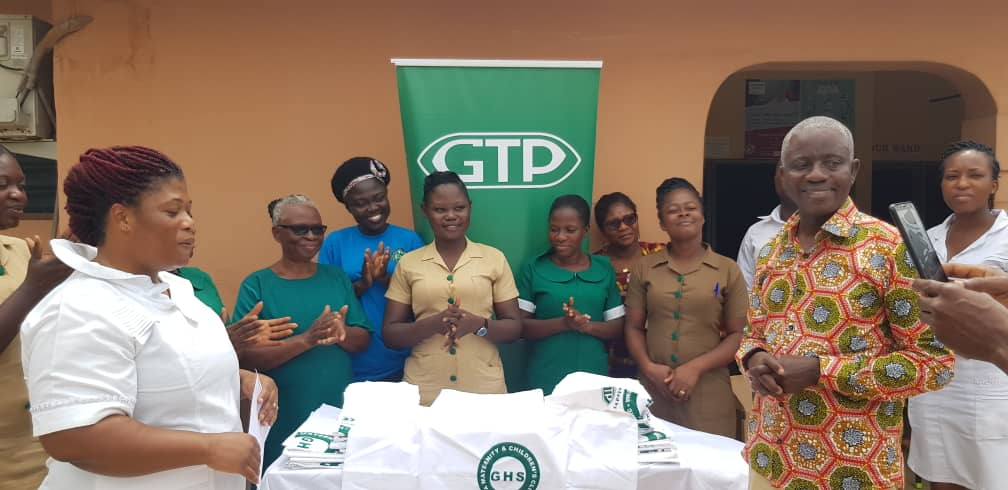 GTP MAKES ANNUAL DONATIONS OF BEDSHEETS AND PILLOW CASES TO A NUMBER OF PUBLIC HOSPITALS.