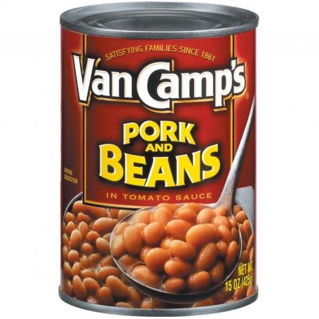 Van Camp's Pork And Beans In Tomato Sauce 15oz - gtPlaza Inc.